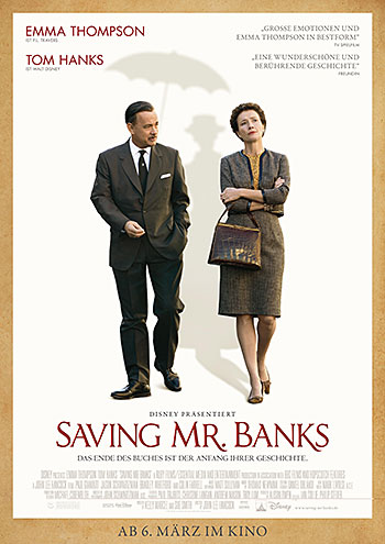 Saving Mr. Banks (John Lee Hancock)