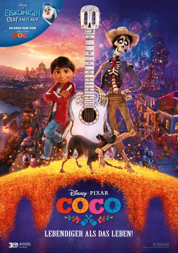 Coco (Lee Unkrich)