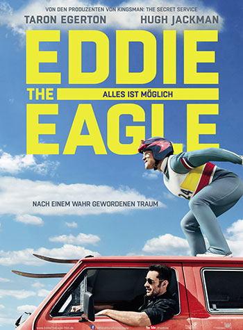 Eddie the Eagle (Dexter Fletcher)