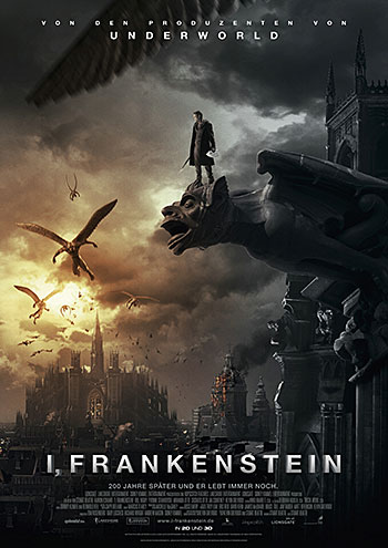 I, Frankenstein (Stuart Beattie)
