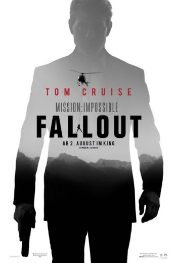 Mission: Impossible - Fallout (Christopher McQuarrie)